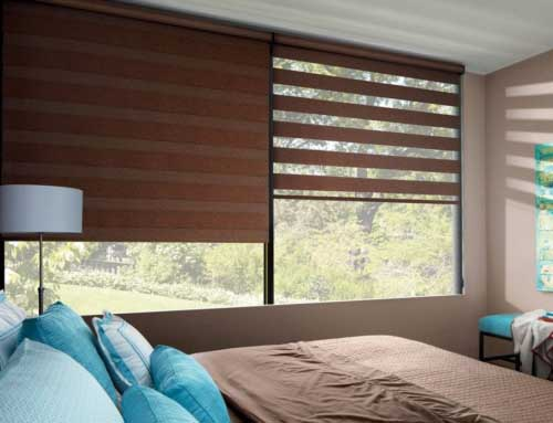 Why Hunter Douglas Banded Shades Are Exceptional