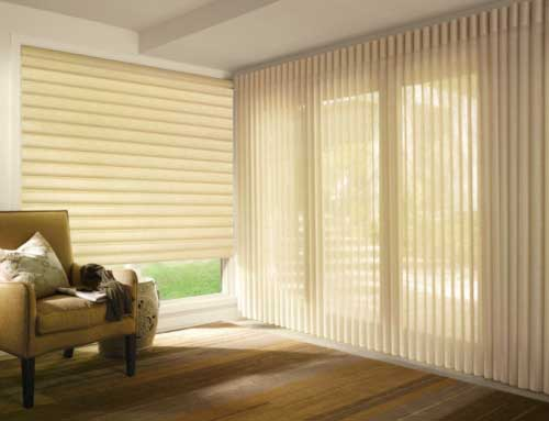 Getting to Know Hunter Douglas Roman Shades