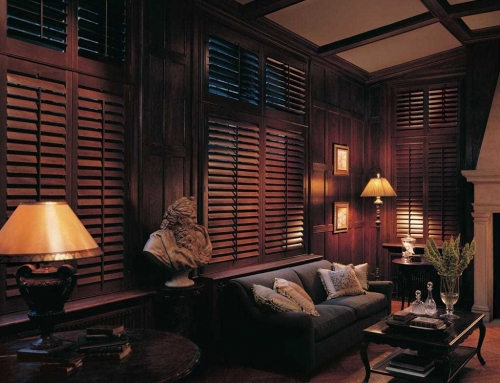 Styling Ideas for Plantation Shutters