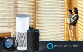 Blinds and shades that work with Alexa
