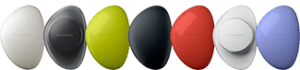 Pebble remote color options